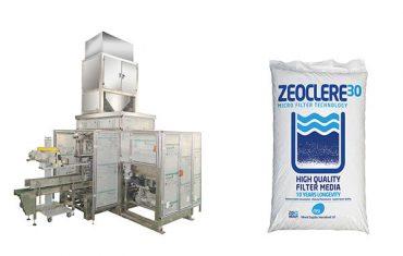 пуну аутоматску велику торбу дати машину за паковање соли