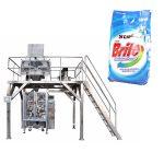 4 машина за паковање праха за прање веша праха за прање у праху