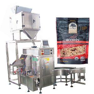 Машина за аутоматско пуњење и заптивање праха за кафу