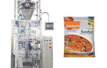 машина за паковање праха за пилеће есенцију