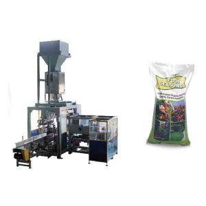 Аутоматско паковање машина за паковање хемикалија од 50кг велике кесе