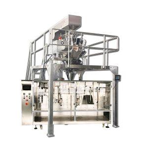 Аутоматска хоризонтална претходно направљена грануларна машина за паковање