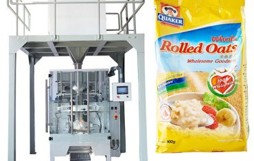 Машина за паковање аутоматског овсеног меса линеарне ваге