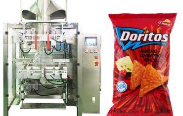 вертикална машина за паковање јастука за врећу јастука