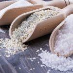 Пиринач / шећер / сол и пасуљ