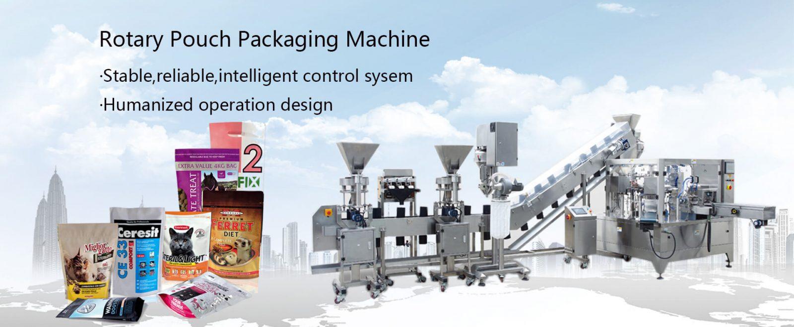 Ротирајућа машина за паковање