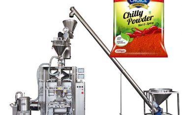 Вффс Баггер машина за паковање са пуњачем за паприку и прашак за чилију