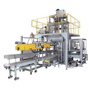 ЗТЦП-50П аутоматска машина за паковање прашине за прашину