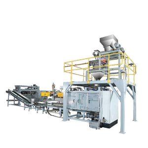 ЗТЦП-50П Аутоматска машина за паковање амбалаже за прашак